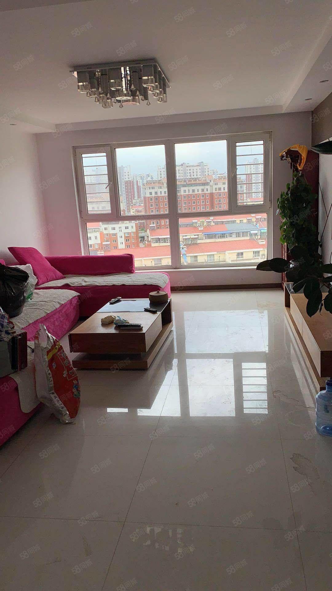 水墨林溪東府精裝修兩室家具家電包取暖整潔干凈