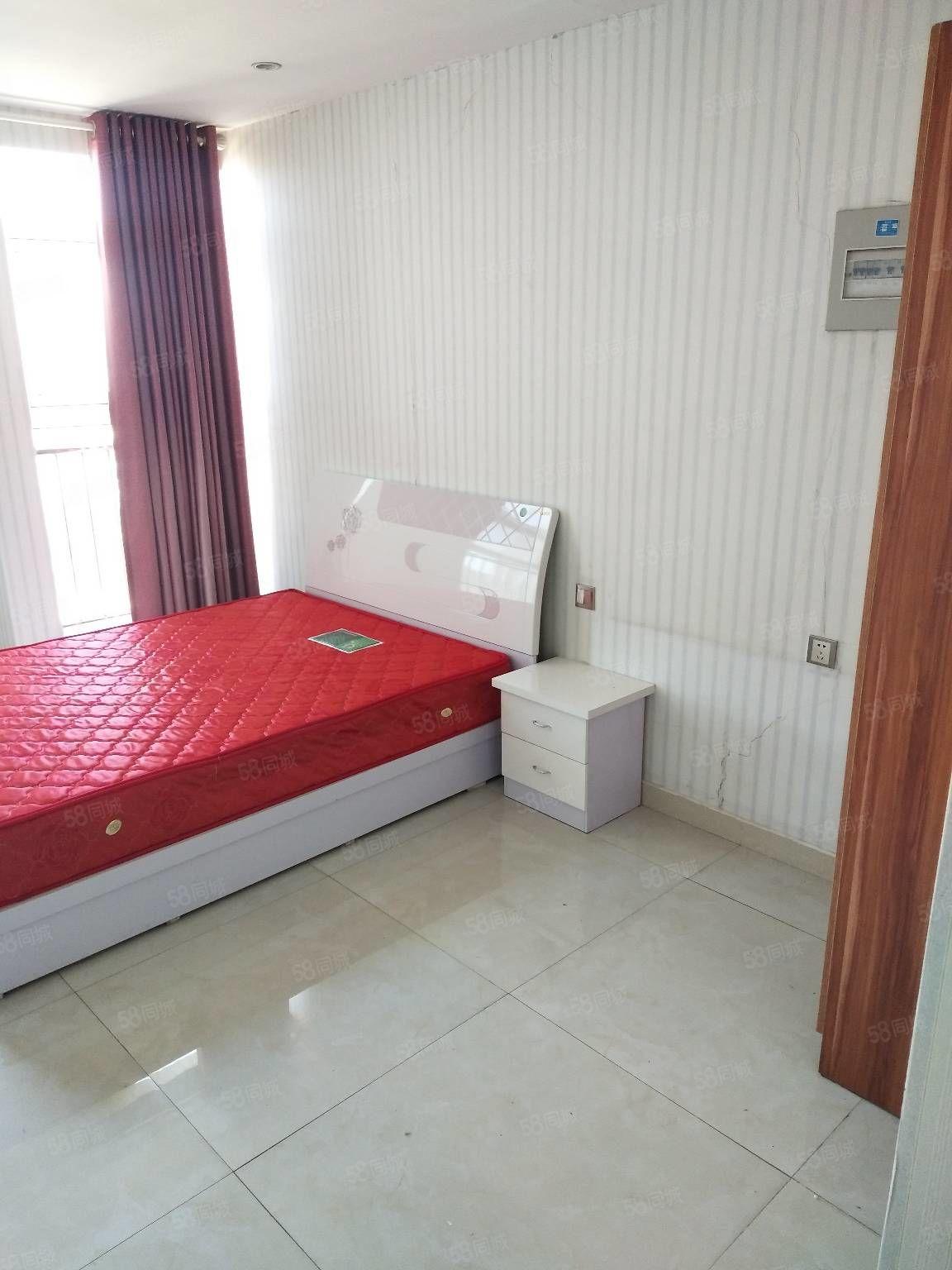 中房国际公寓一室一厅精装修