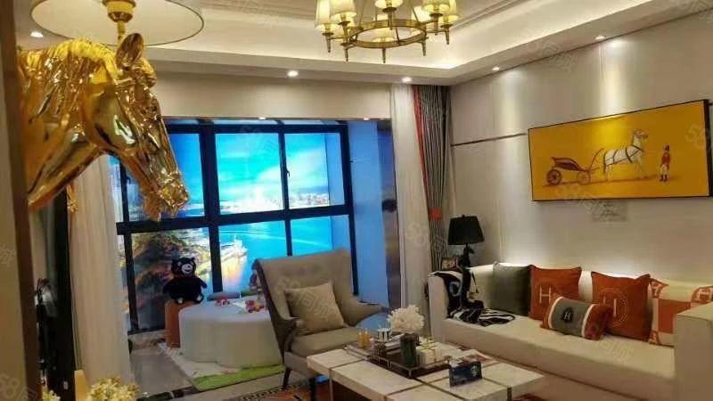 圣桦名城品质小区首付仅需7万元即可享受高端生活