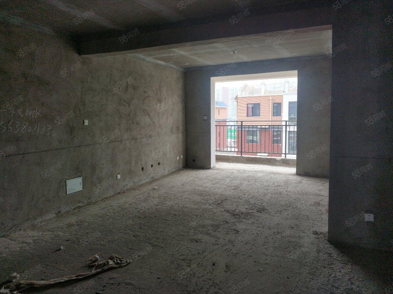 蓝岳玫瑰园南北双阳台双卧朝阳电梯洋房可按揭看房方便