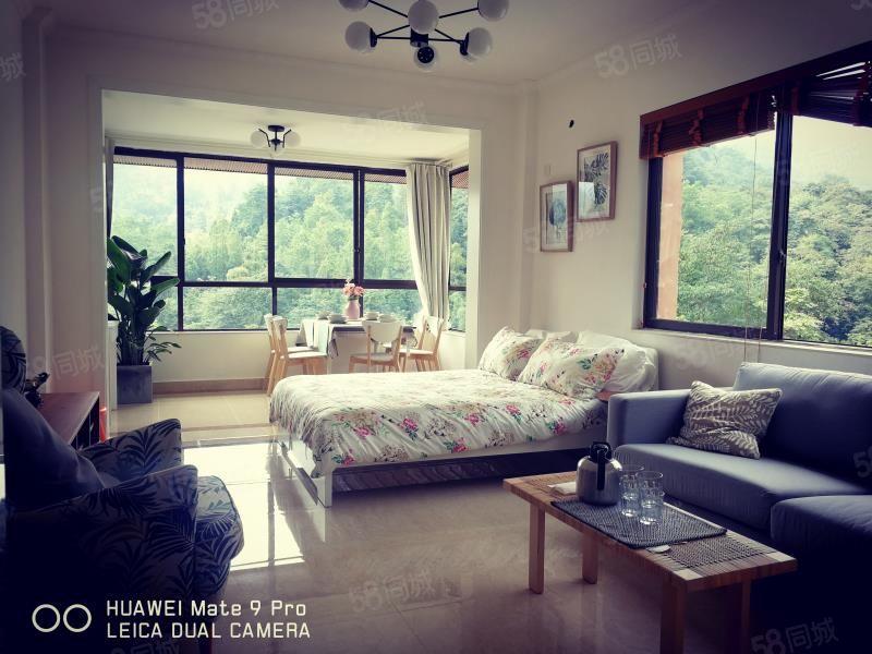 青城后山度假养老居家的必备选择值的你拥有