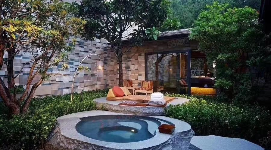 福星惠誉青城府背靠财神山院中有院禅意怏然享受极致生活