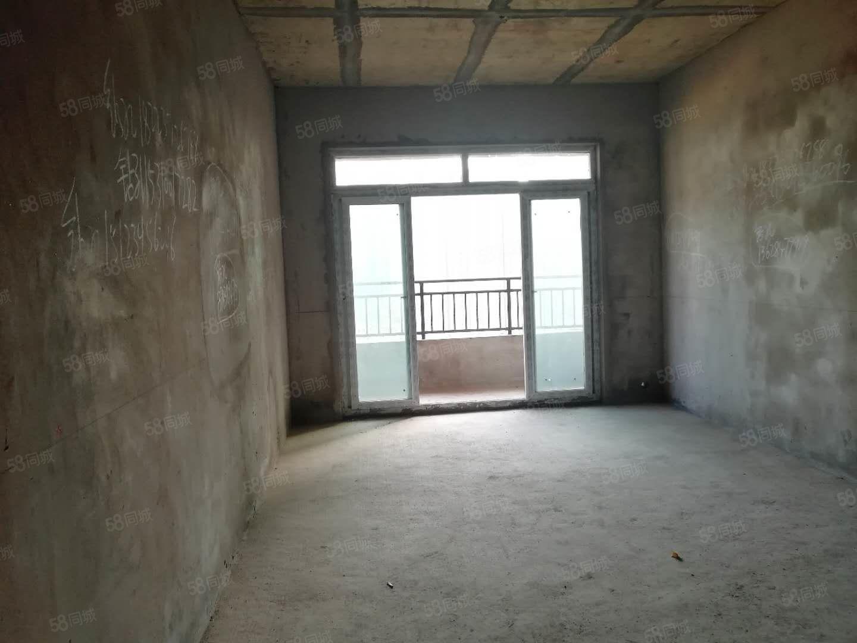 香山湖清水正2室,视野开阔, 户型方正