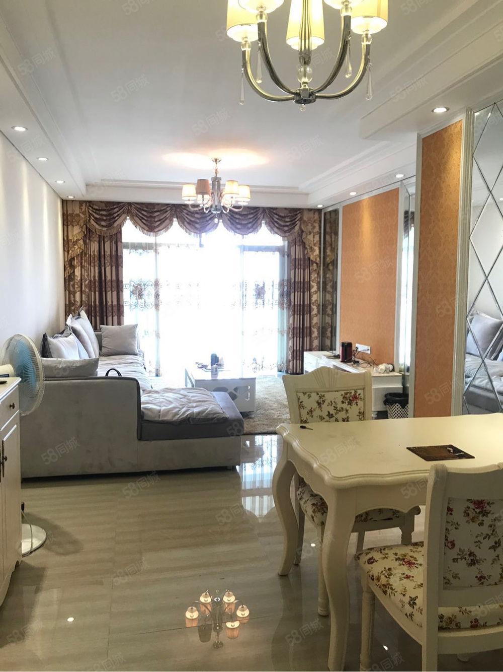 阳东工业园幸福家园,3房2厅,装修超新净