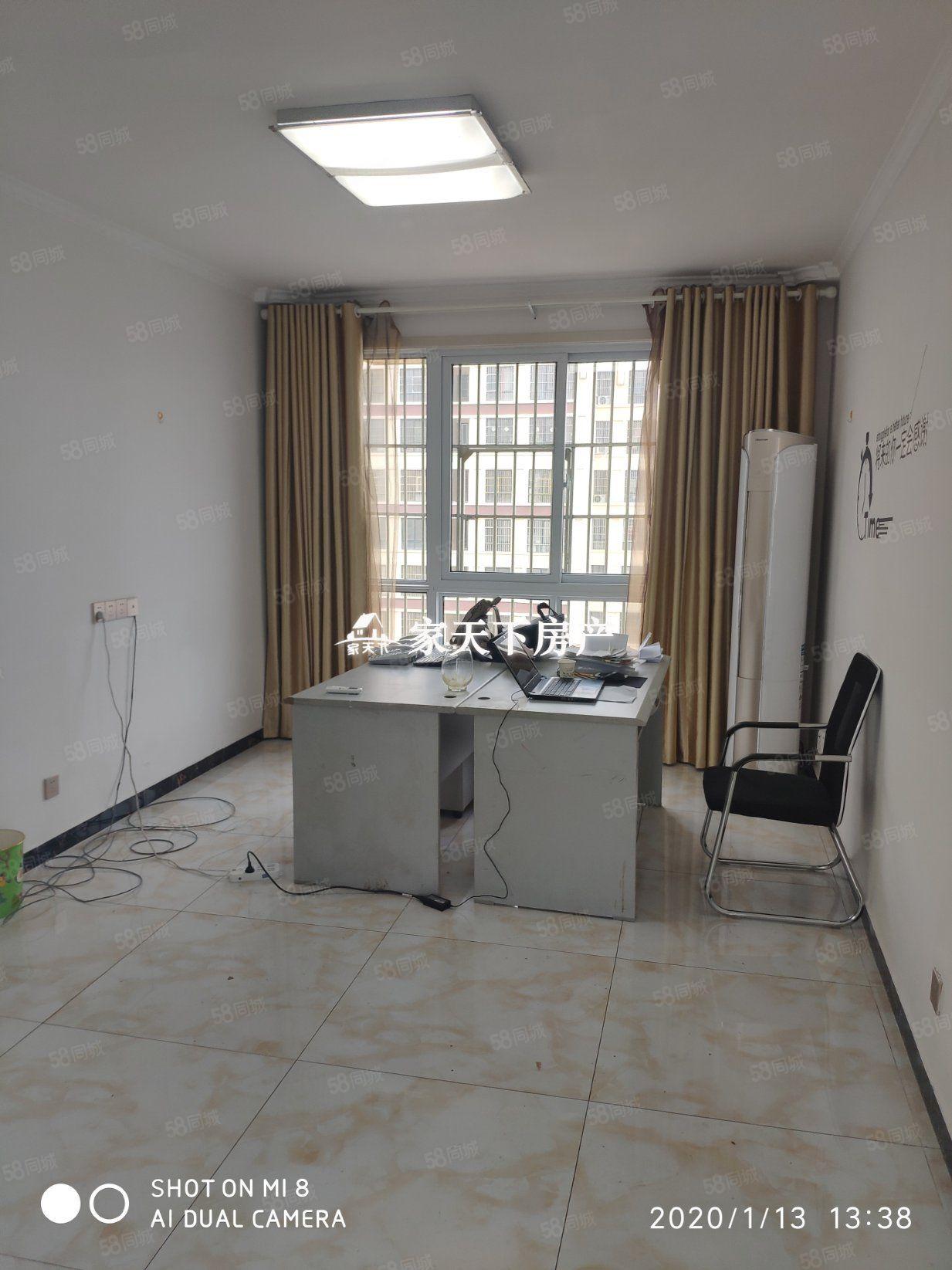 大社区,生活交通方便,2室2厅1卫1阳台1200元月