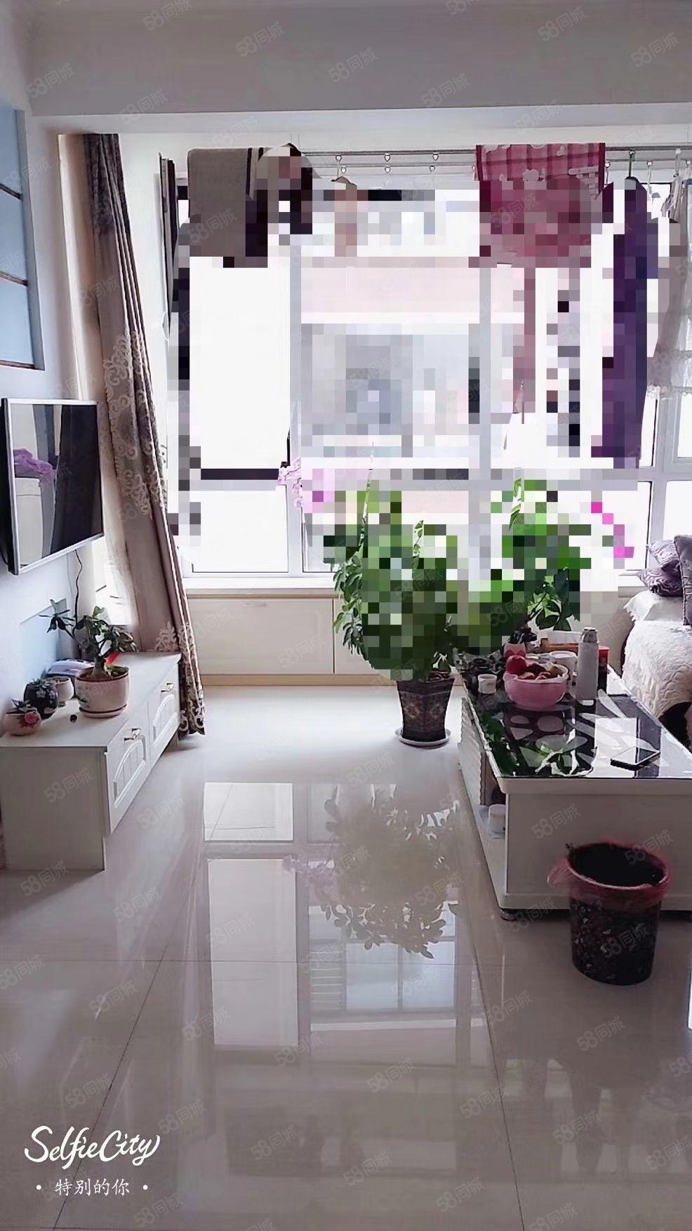 福溪小筑精裝修兩室一廳五明戶型小區環境優美拎包入住