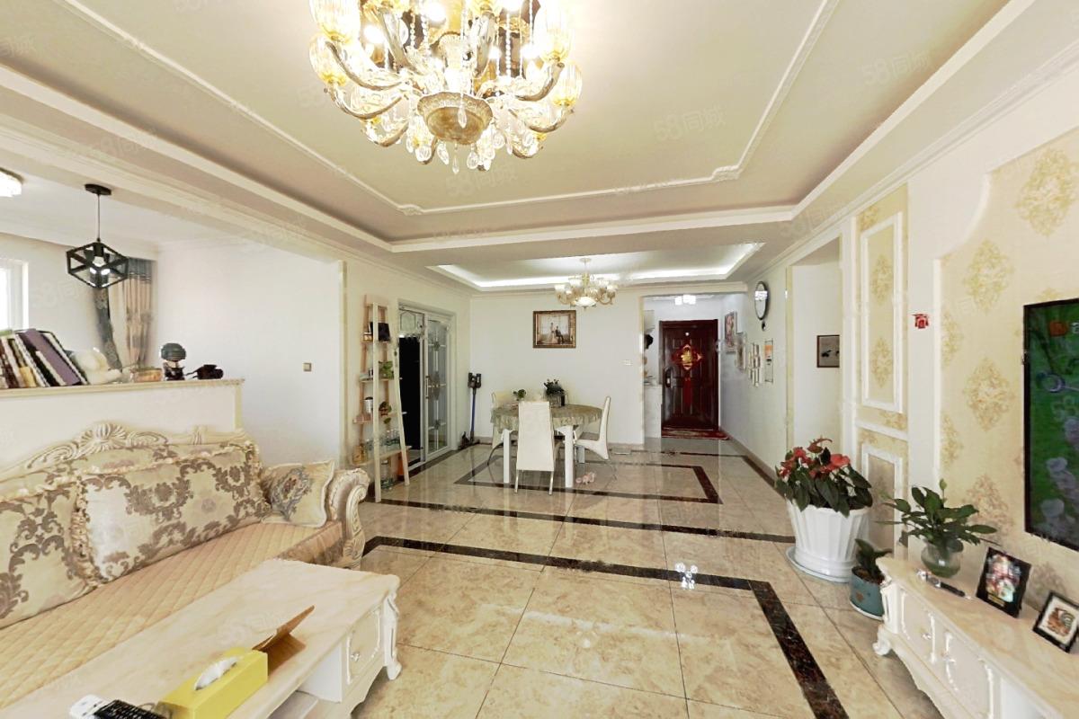 上海滩性价比超高三居室可以贷款仅此一套错过再无