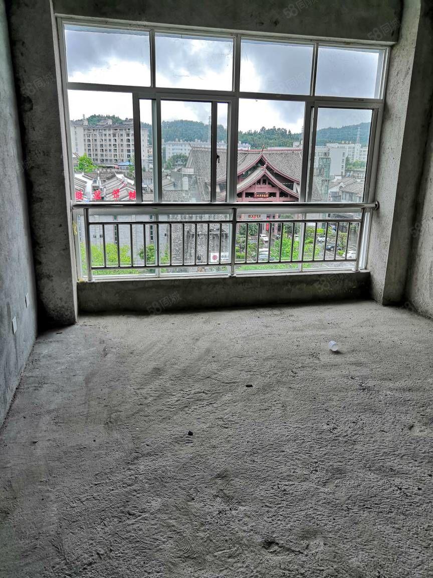观砚小区一百零二平米三室一厅一卫毛坯房可自行设计装修东西采光