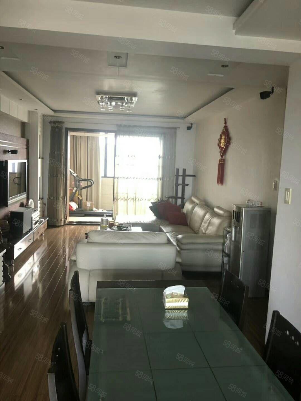 余家漾A区14楼,131.98平,精装三室两厅两卫,三开间朝