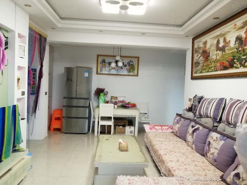 香山国际精装房带家具家电急卖!!两室两厅一厨一卫一阳台79平