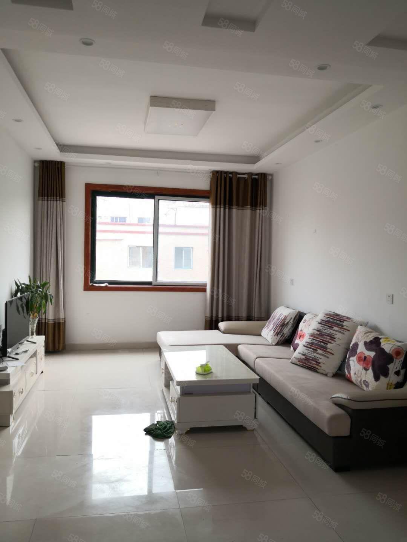 三里莊單元2室2廳精裝家具家電齊全拎包入住年租12000