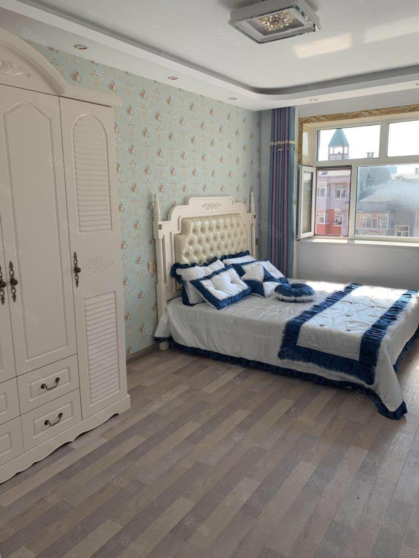 婚房装修一天未入住楼龄新格局好全新美式家具拎包入住62米