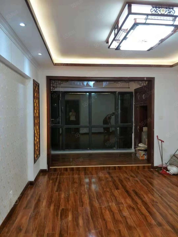 中和教育两室两厅一卫精装修可按揭好楼层