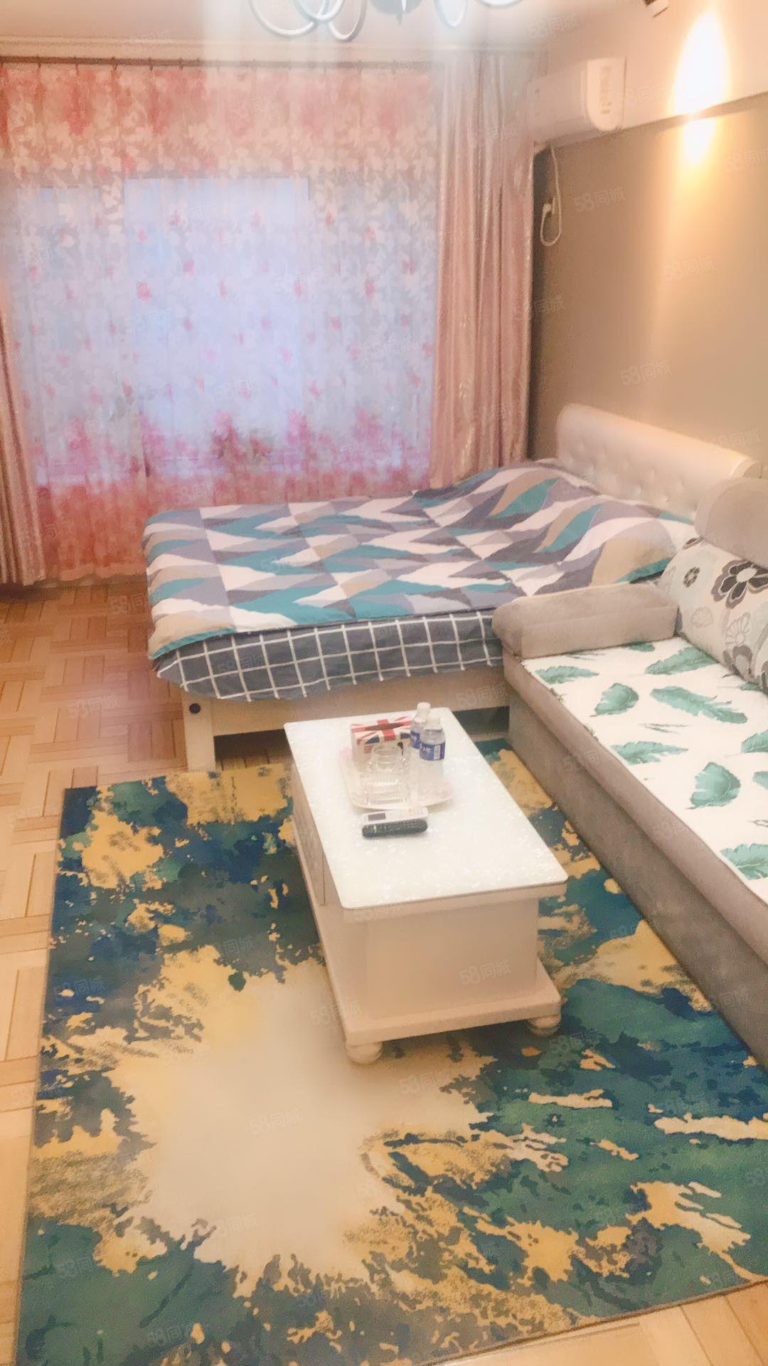 公寓日租房可以月租也可以日租铂金时代