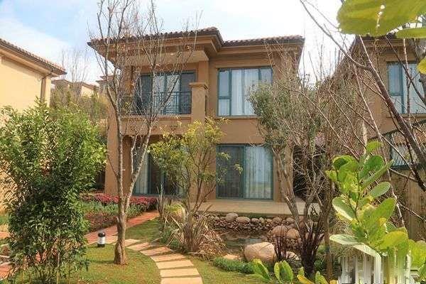 抚仙湖太阳山国际度假区独体别墅出售
