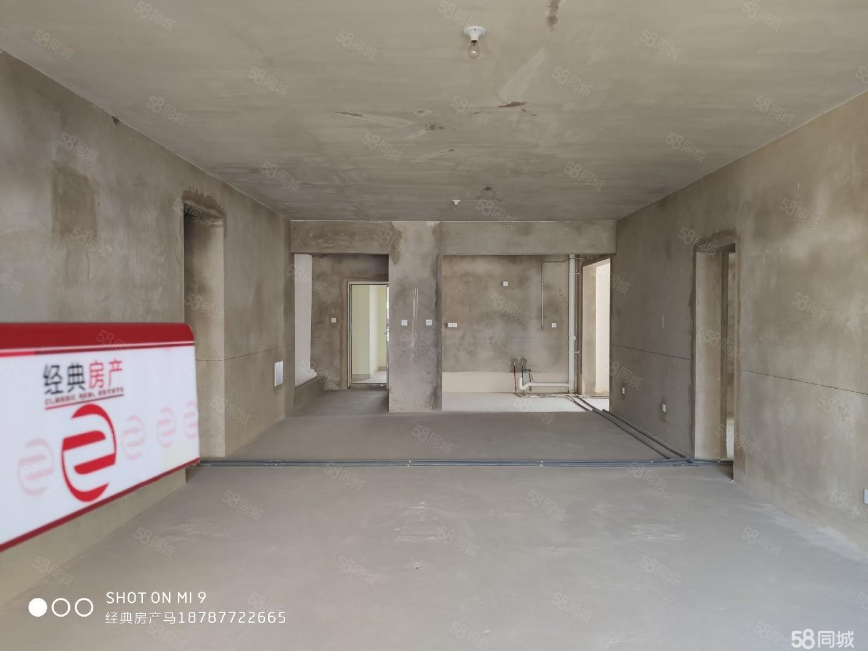 福禄瑞园大平层14楼带地下车位户型周正