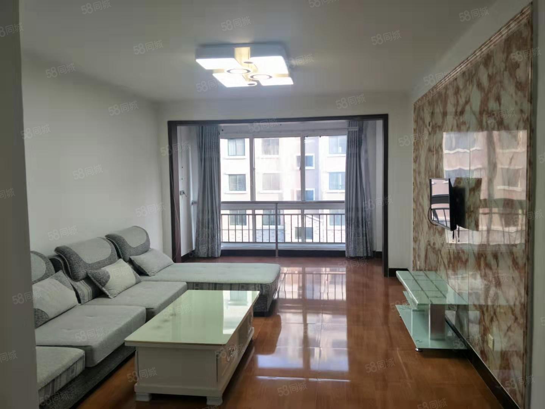 特價,覽山親水居3樓85平米,兩室兩廳全新裝修拎包入住