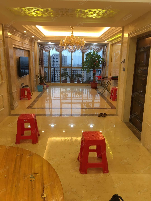 二环路登凯金座南楼电梯高层精装修带车位拎包入住