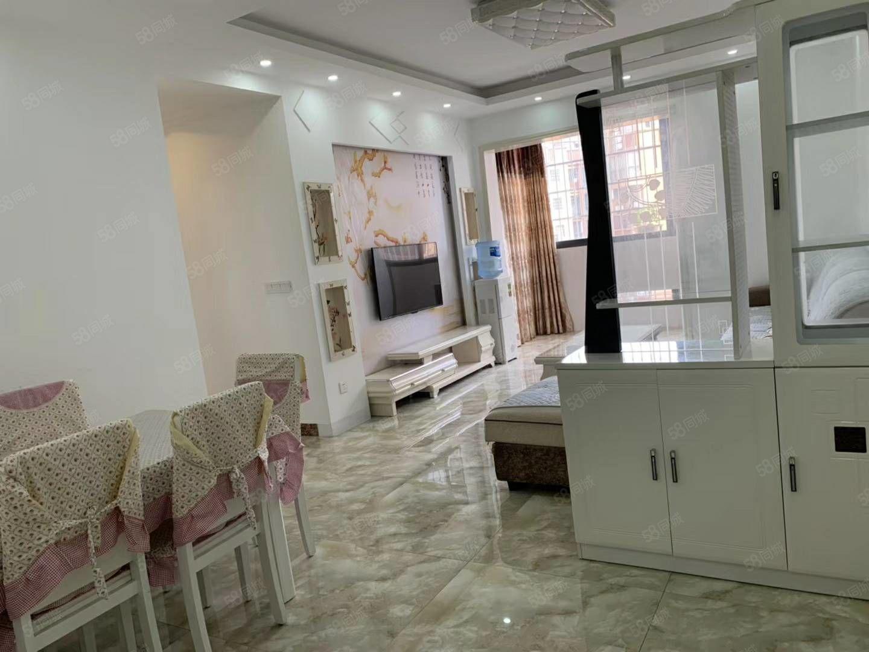 西湖逸品,兩室80個平方。精裝修家具家電齊全1600元月