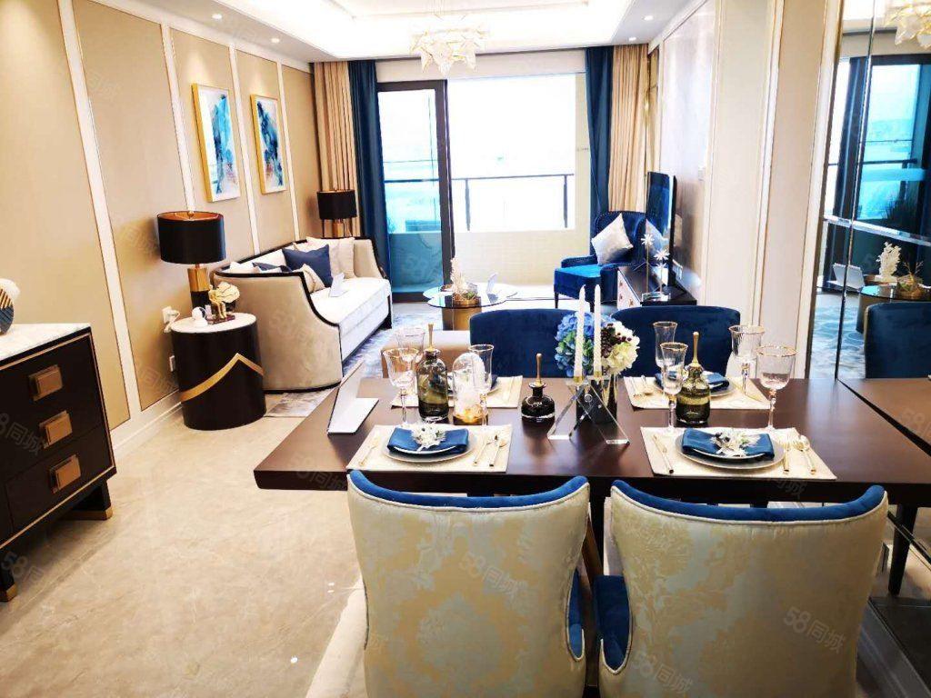 恒旭铜雀台单价六千多买生态洋房,高端品质小区速来