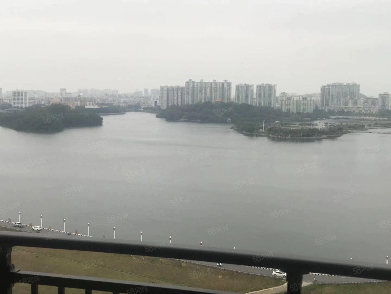 笋盘!绝板资源!一线全湖景,温馨三房户型,高楼层全景无遮挡。