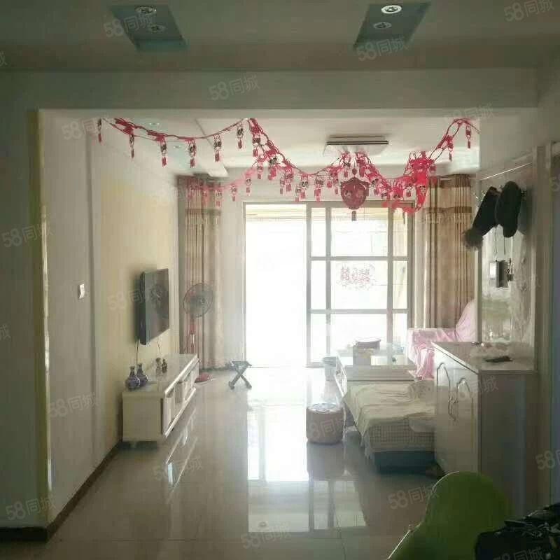 錦苑華庭多層4樓117平精裝修帶車庫75萬可貸款
