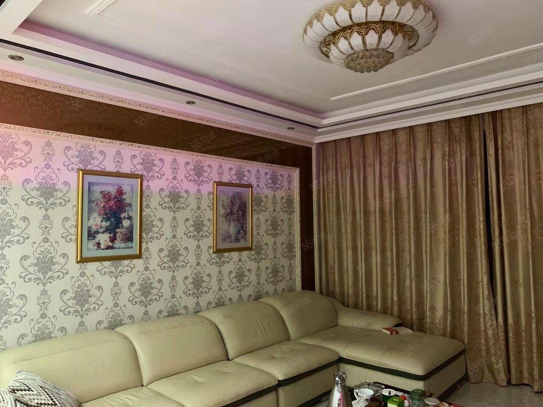 紫金城小區精裝3室好樓層好戶型南北通透送車位