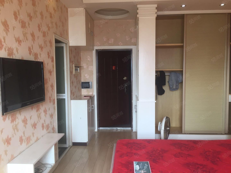 一室金海国际电梯公寓家具家电齐全拎包入住