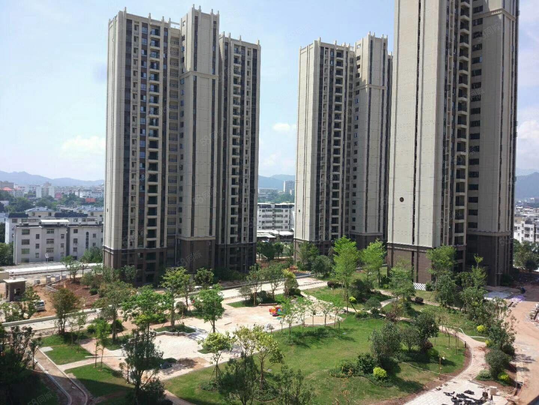 碧桂园御龙湾,前面一排高层,3房,视野全城