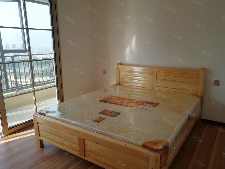 南湖旁天德中心家具家电齐全拎包入住新房出租