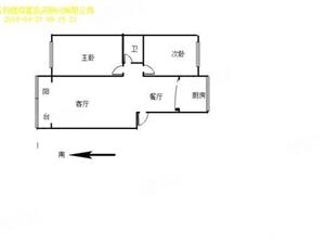 出售姚庄简装两室南北通透毛坯房给你更多的装修空间
