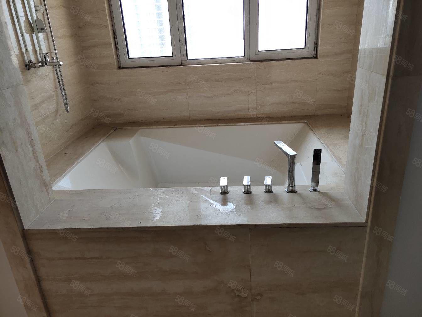 團泊湖現房高層集中供暖溫泉入戶可落戶一個下房本