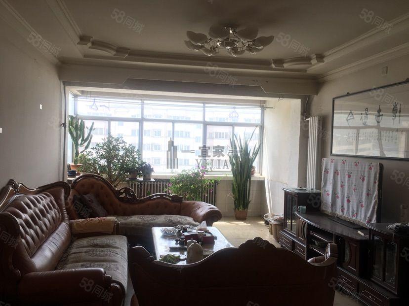 南苑小區3室2廳精裝修帶家具房主急售!