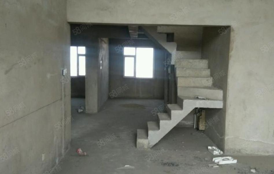 龙湾御景越城246平米毛坯90万科贷款
