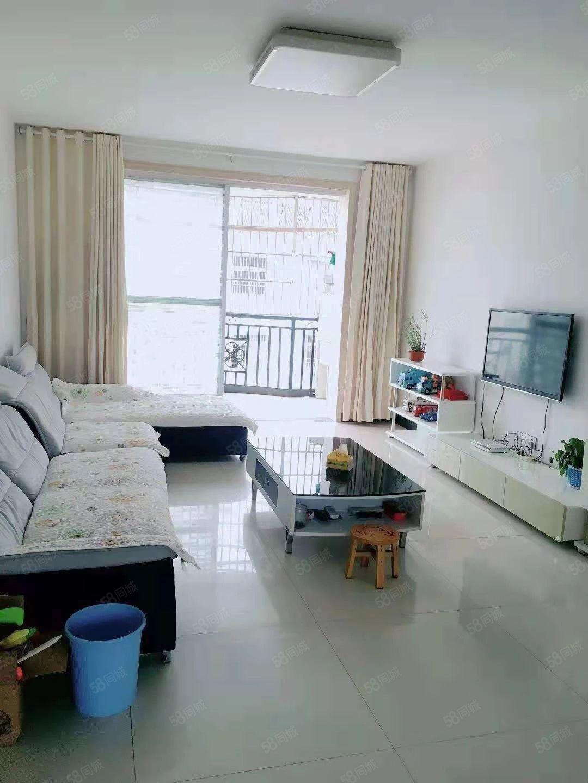 安宁丽景6楼106平,精装修,三室两厅,丢品牌家电,钥匙在