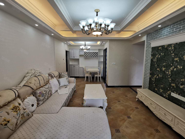 香山国际A区,精装3室2厅2卫,全明采光,无敌视野