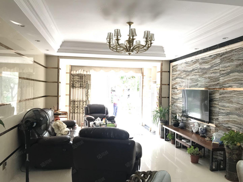 碧桂园全屋全新豪华装修拎包入住带花园证满两年过户费少朝南光线