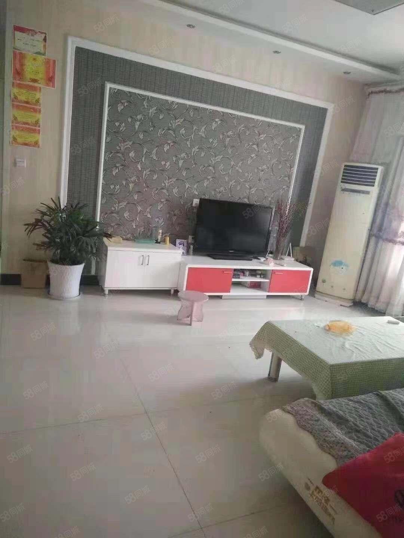 富潤房產紅旗路安居園3室2廳1衛帶家具家電拎包入住