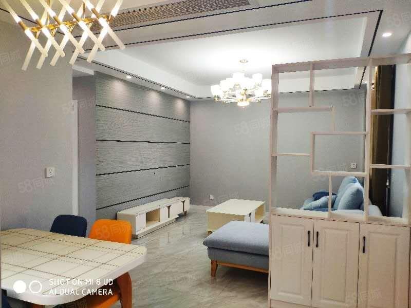 城西湖畔学林雅苑89平精装3室是3室哦好楼层