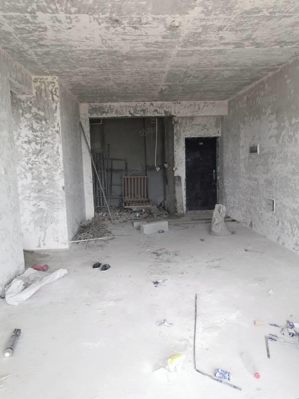 中乾世纪城3室2厅2卫清水房户型方正采光通透支?#32844;?#25581;