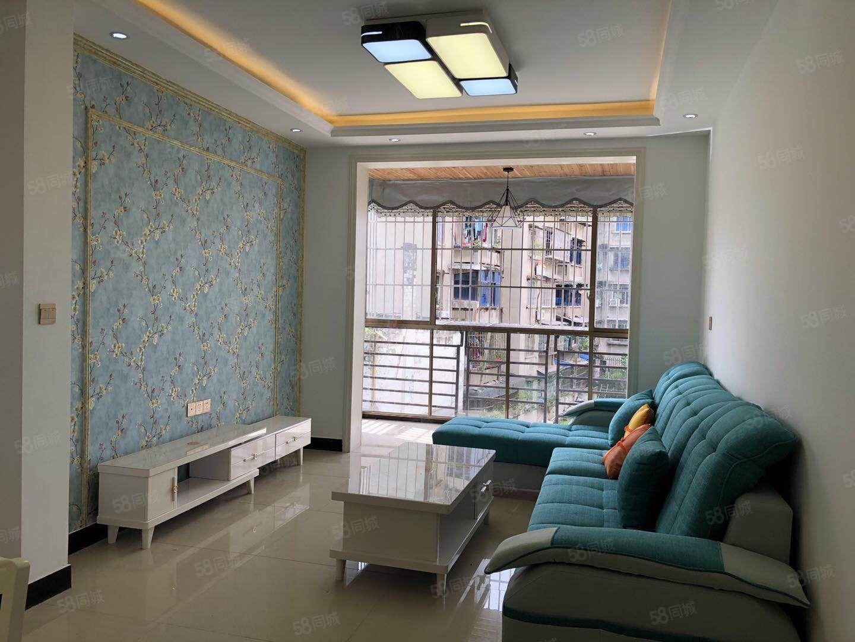 蓬城印象商業中心地段現澆2房全新裝修價格可談