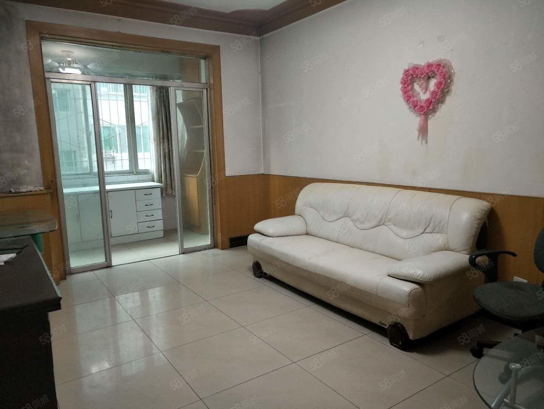 文林路,(铁七局三处家属院)二楼两室实际面积大诚售