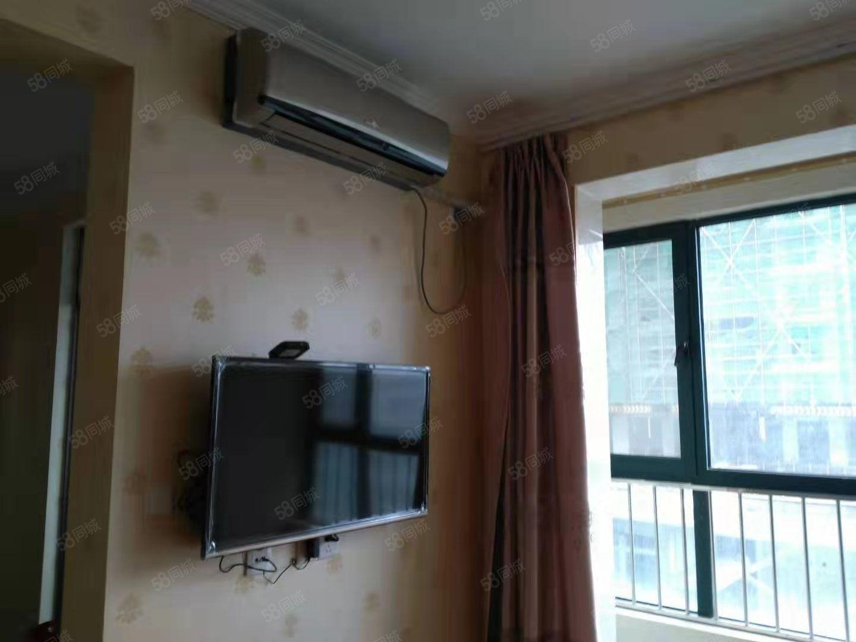 四季新城小公寓40平电梯房精装外翻双气家具家电齐全1300元