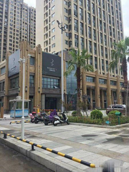 市中心附近东湖臻悦沿街店面返租10年回报百分之70