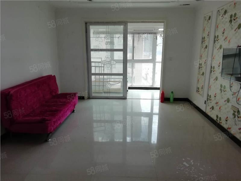 中汇国际3室2厅2卫简装修