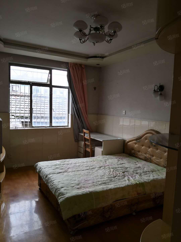 虎山公寓2楼二室一厅,全装设施全!