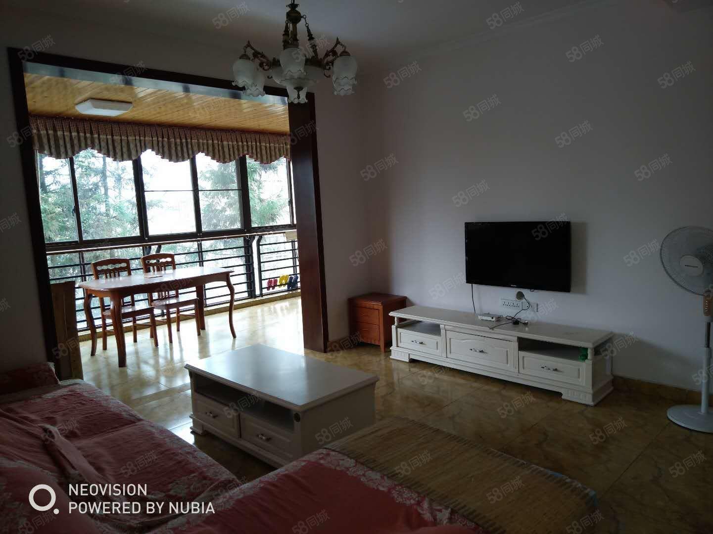 仙女山避暑房二十一度洋房精装正两房带超大露台