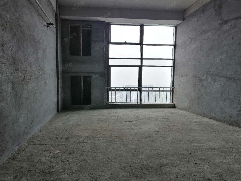 高鐵新城現房,高5.3米LOFT雙層住宅,水電民用落戶上學