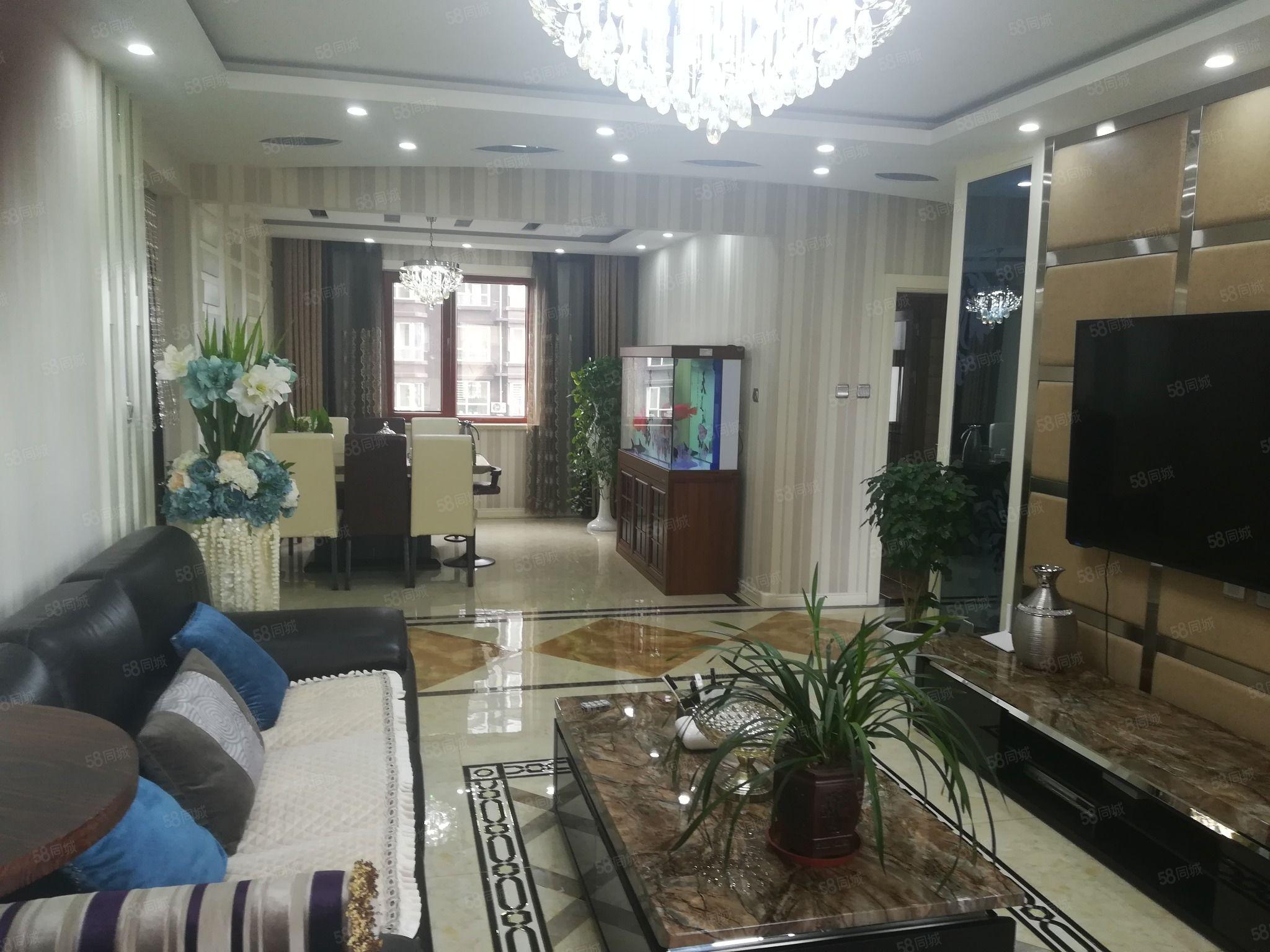 阳光紫金园精装三居室大产权出门就是植物园有本能贷款