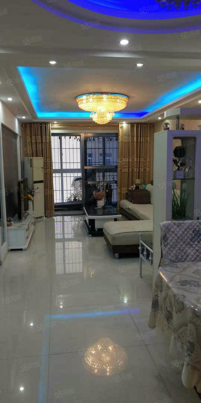偉恒楓葉城3室130平方精裝修部分家具家電可按揭97.5w